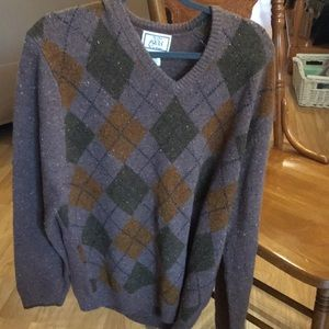 Men's XL SWEATE from no's a Bank like new wool